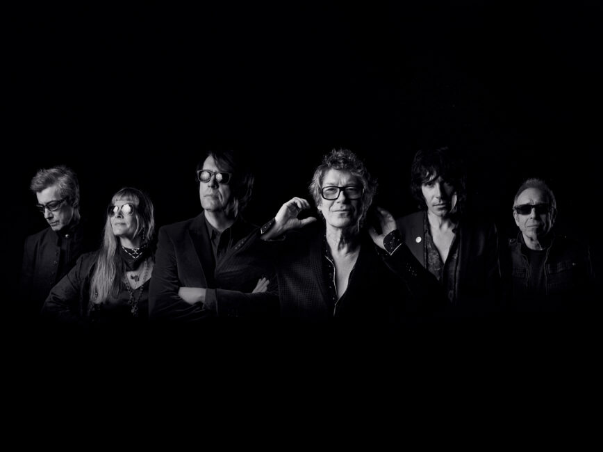 Press Cycles: The Psychedelic Furs' <i>Made Of Rain</i>