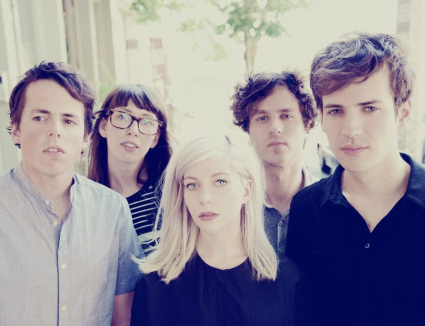 An Interview with Alvvays at <i>The Big Takeover</i>