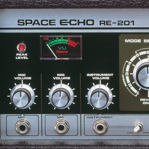 The Roland RE-201 Space Echo Story