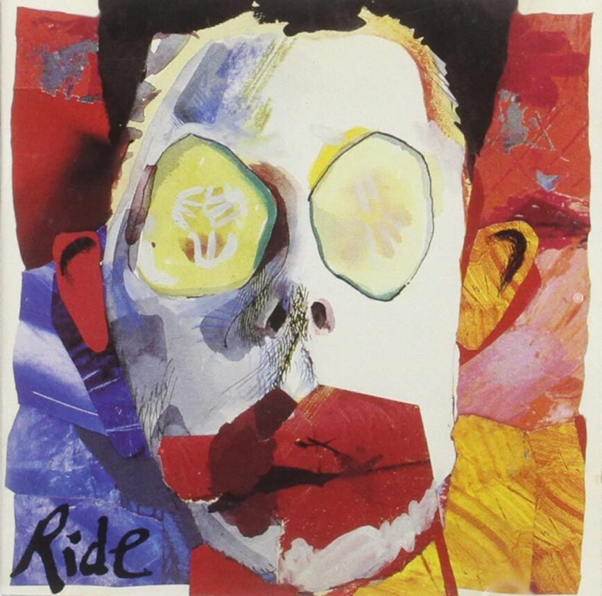 Ride's <i>Going Blank Again</i> on #TimsTwitterListeningParty