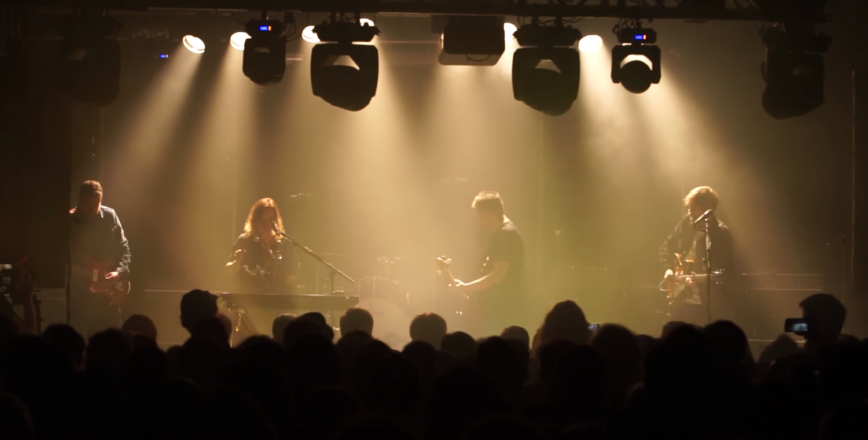 Slowdive @ The Garage, London – March 29, 2017