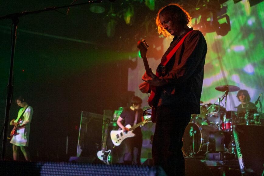 Photos: My Bloody Valentine @ The Kool Haus in Toronto, September 2008