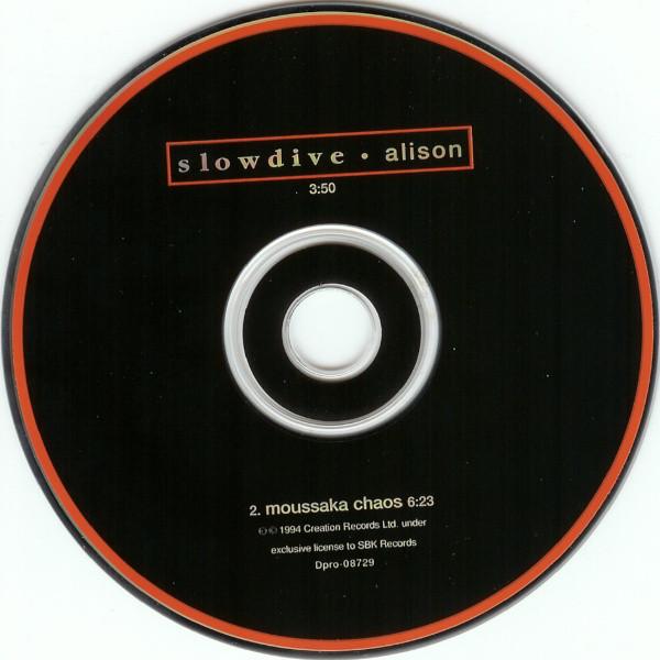 "Iterations: Slowdive's ""Alison"""
