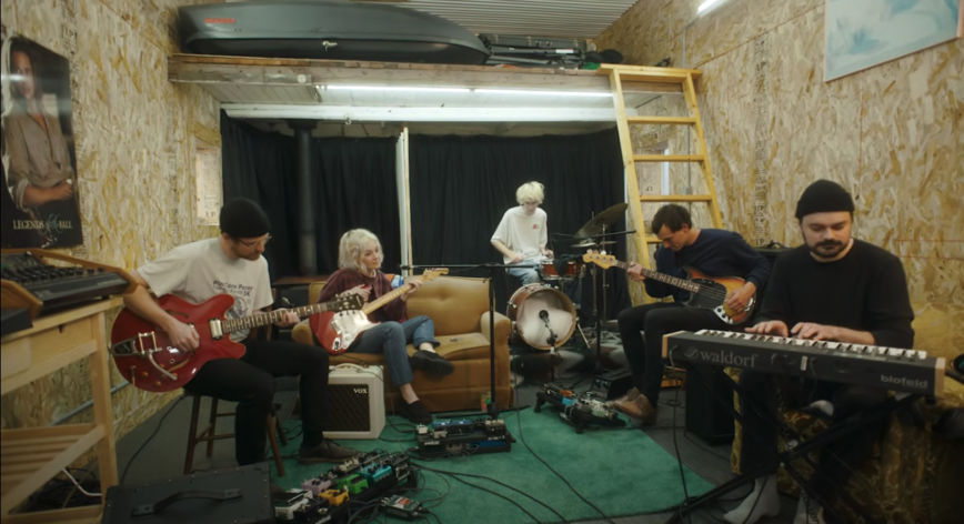 Men I Trust's Garage Sessions