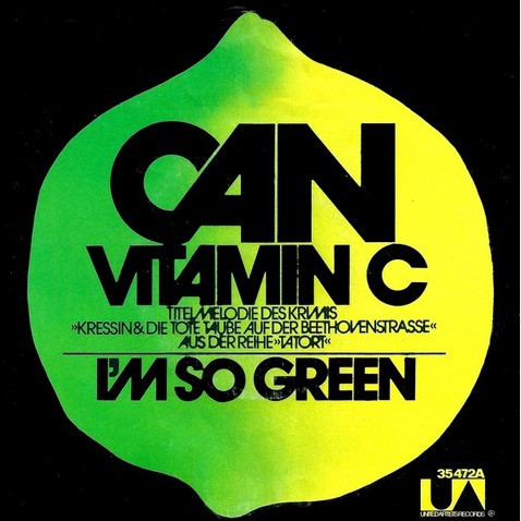 """Iterations: Can's """"Vitamin C"""""""