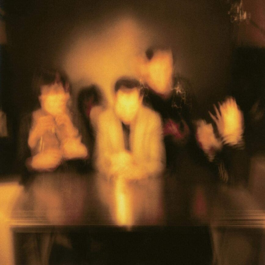 The Horrors' <i>Primary Colours</i> on #TimsTwitterListeningParty