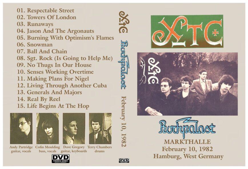 XTC live on <i>Rockpalast</i> – February 1982