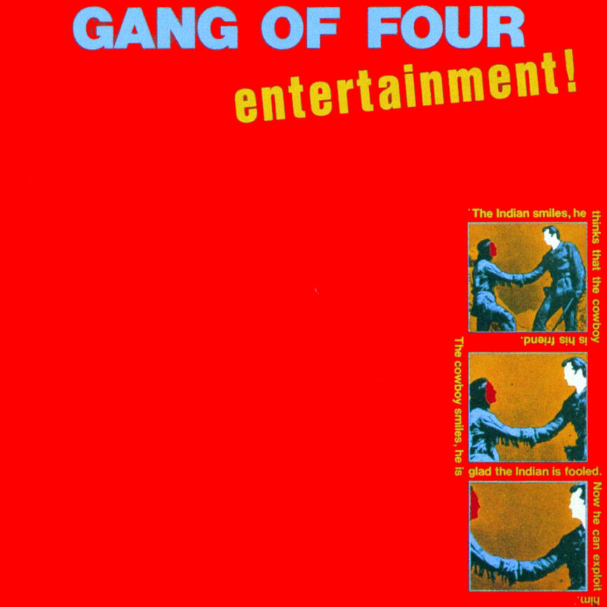 """Iterations: Gang Of Four – """"I Found That Essence Rare"""""""