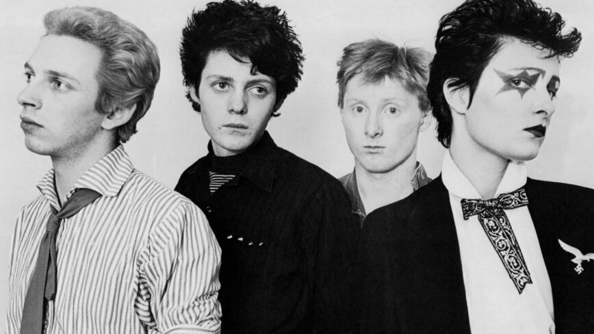 Louder: Siouxsie And The Banshees: the story of the band who band who saved punk from parody and invented goth