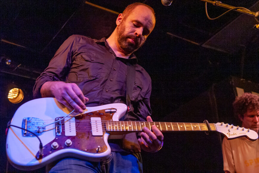 For Seeking Heat: Conversations with Swervedriver