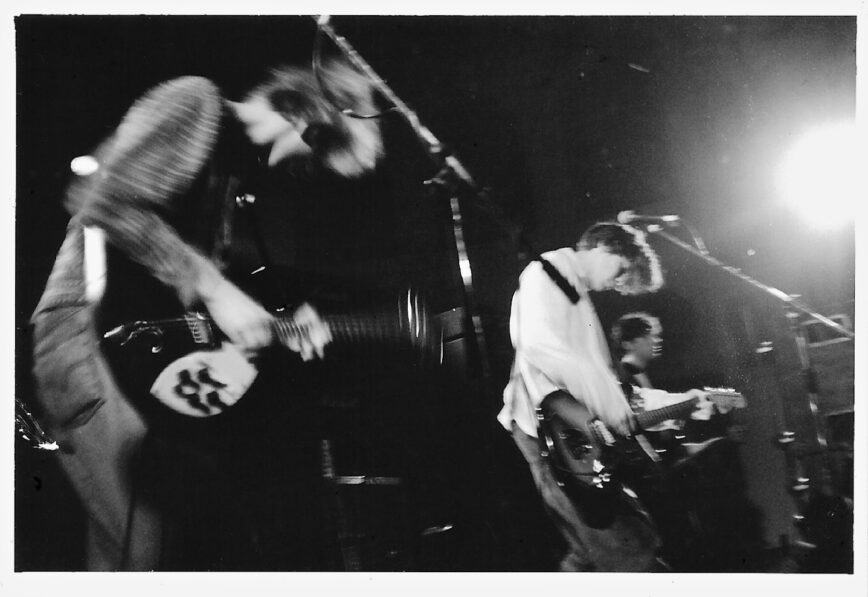 """Ride – """"Seagull"""", live on <i>The Happening</i>, 1990"""
