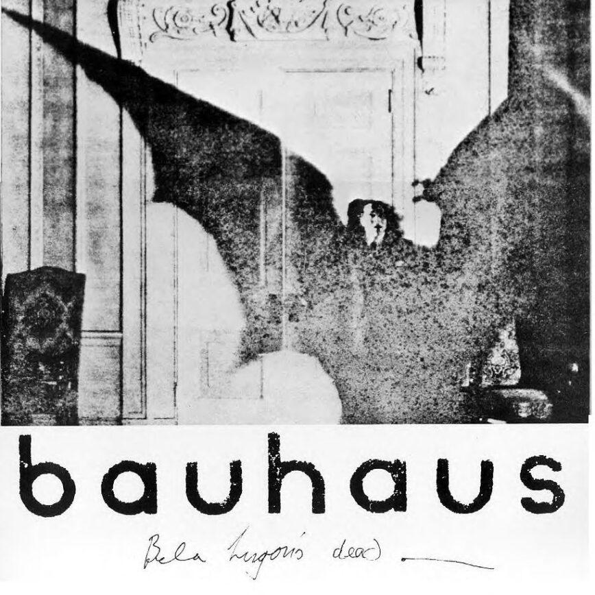 "Iterations: Bauhaus – ""Bela Lugosi's Dead"""