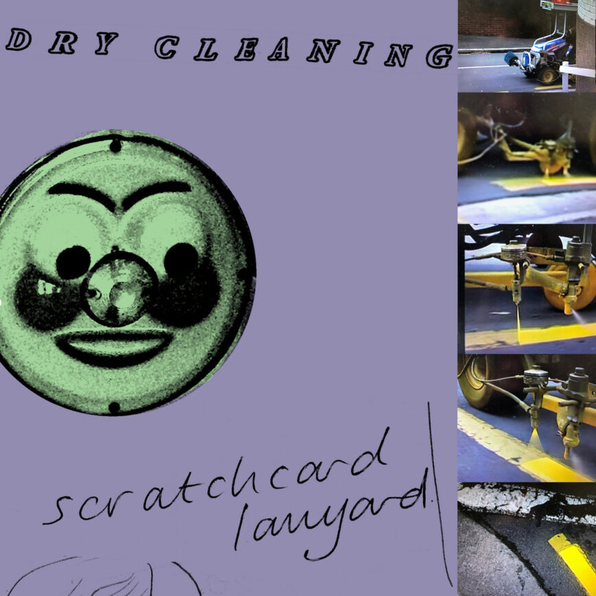 """Dry Cleaning – """"Scratchcard Lanyard"""""""