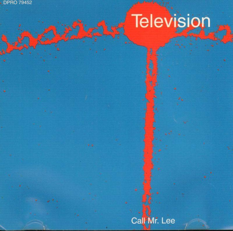 """Television – """"Call Mr. Lee"""""""