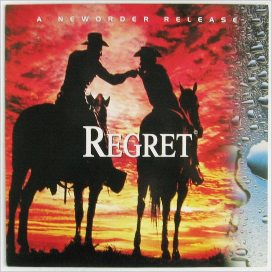 "Iterations: New Order – ""Regret"""
