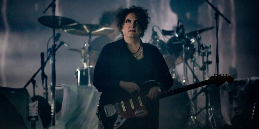 The Cure, live at The Sydney Opera House – May 2019